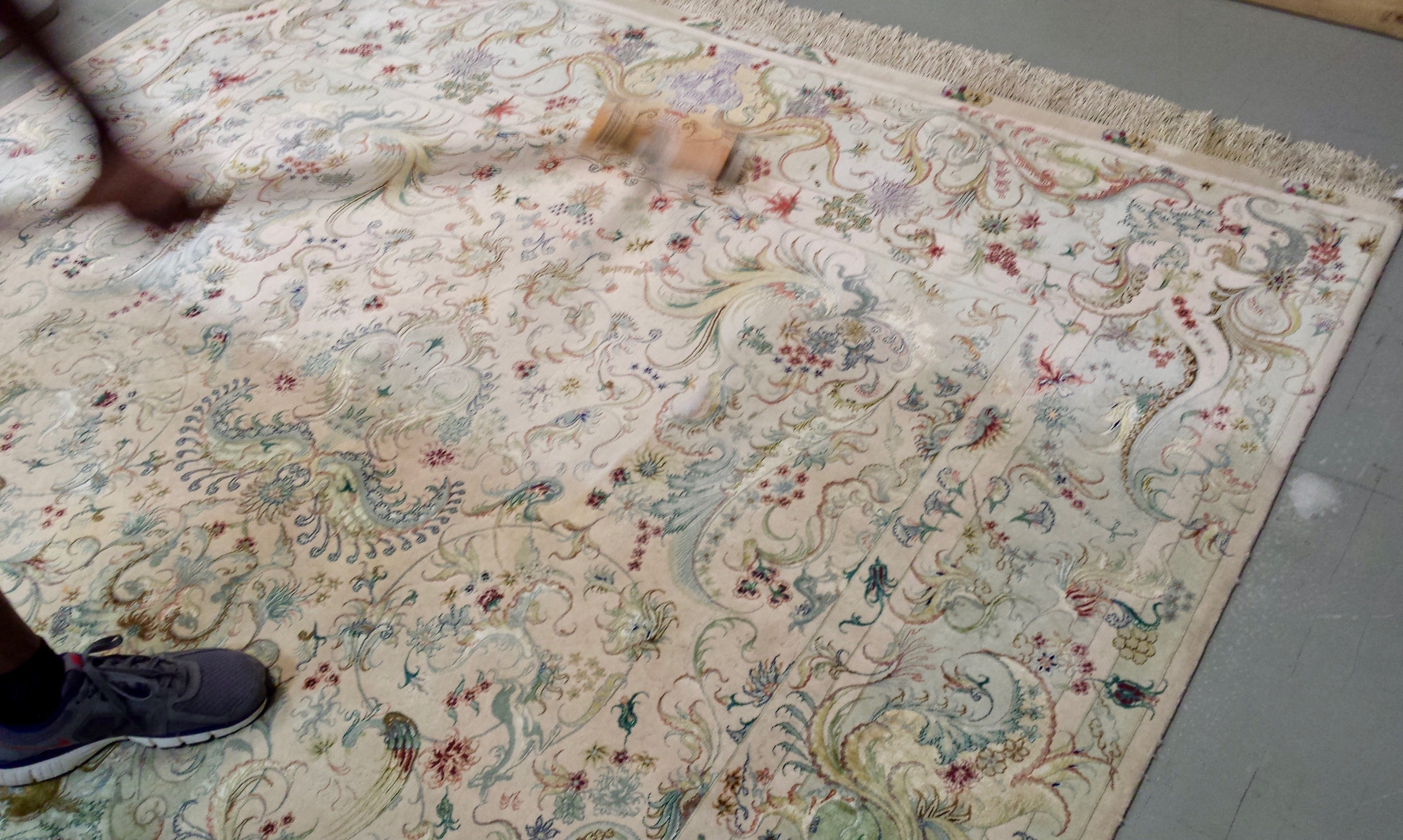 wool rugs rug tx cleaned cleaning houston