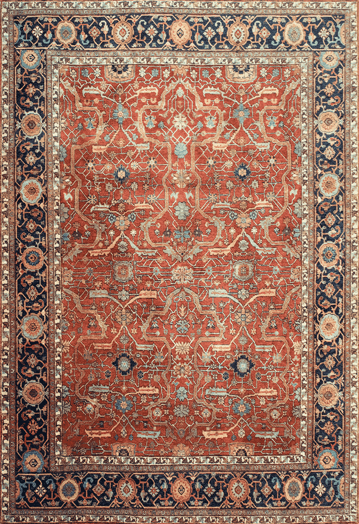 Fine Serapi 30419 10 3x8 Nilipour Oriental Rugs