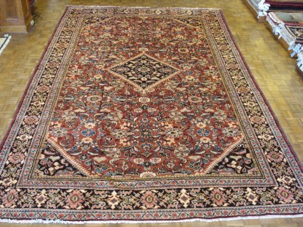 Antique Mahal 15464 17 1x10 6 Nilipour Oriental Rugs