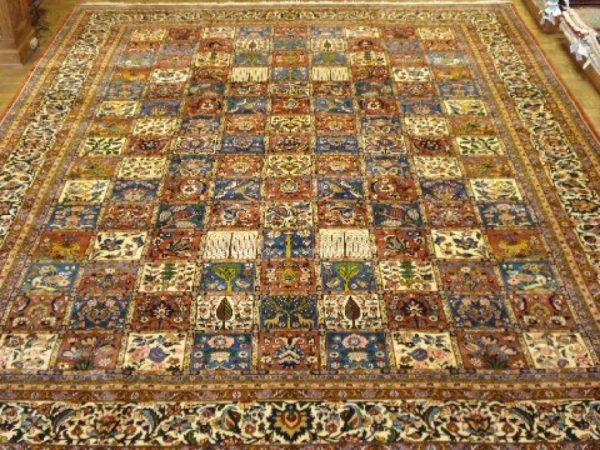 Fine Baktiari 21645 Nilipour Oriental Rugs Homewood