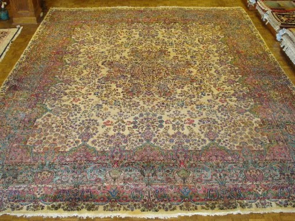 Fine Lavar Kerman 24566 17x13 8 Nilipour Oriental