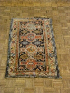 Antique caucasian 20494 nilipour oriental rugs homewood alabama antique caucasian 20494 altavistaventures Image collections