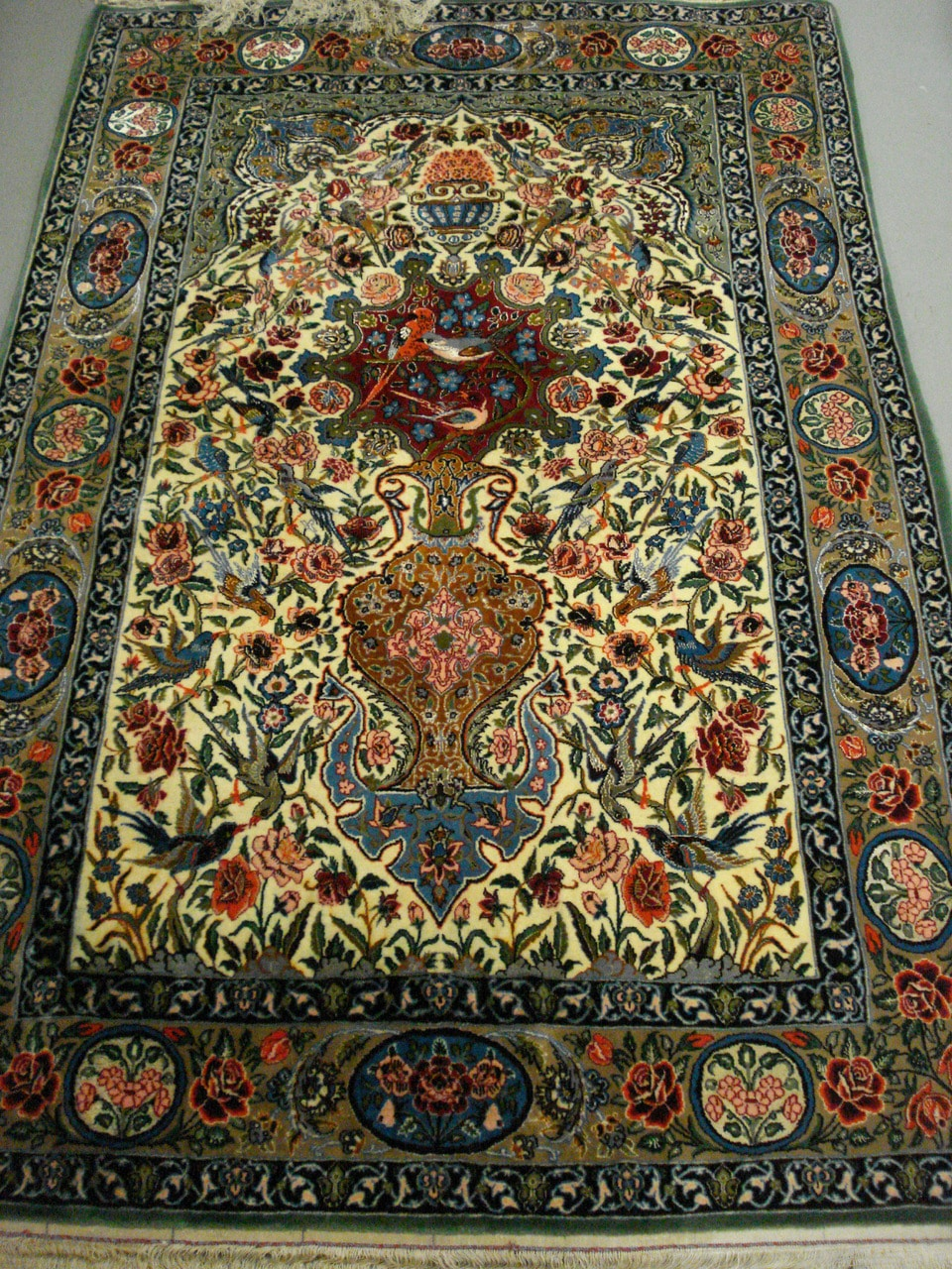 Very Fine Isfahan 29180 Sold Nilipour Oriental Rugs