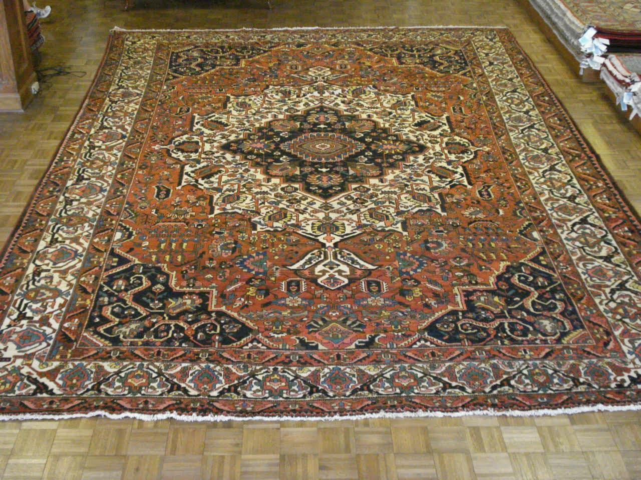 Fine Baktiari 24898 17 8x12 2 Nilipour Oriental Rugs