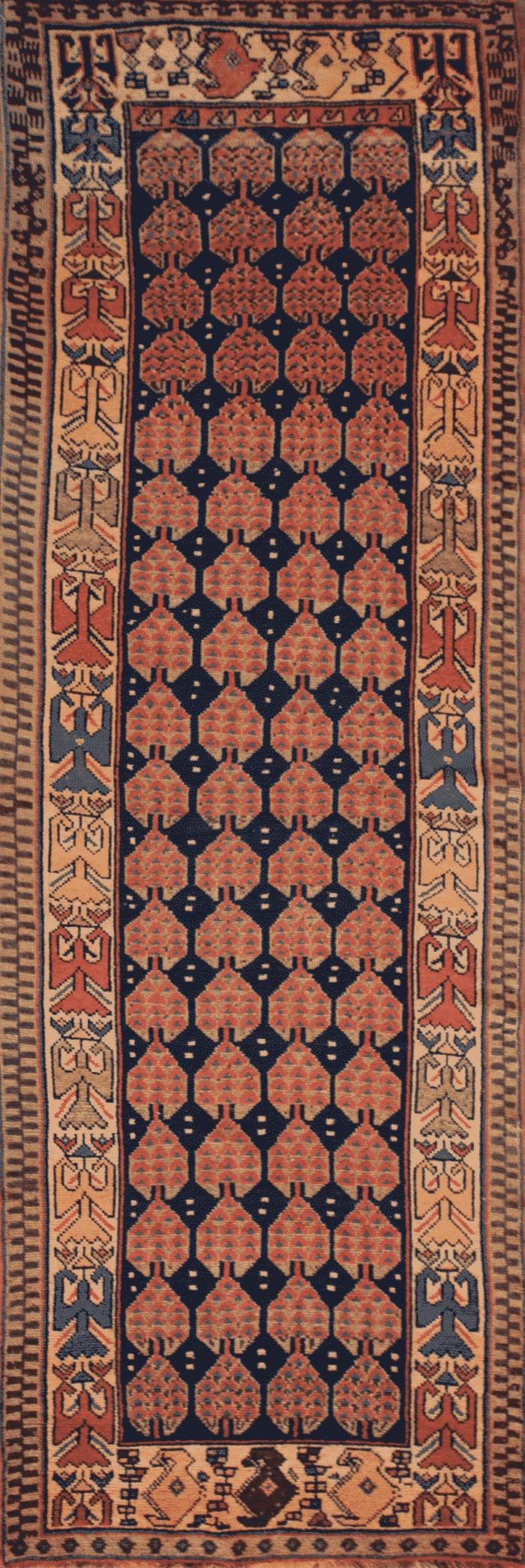 Kurdish 19866 12 5x4 Nilipour Oriental Rugs