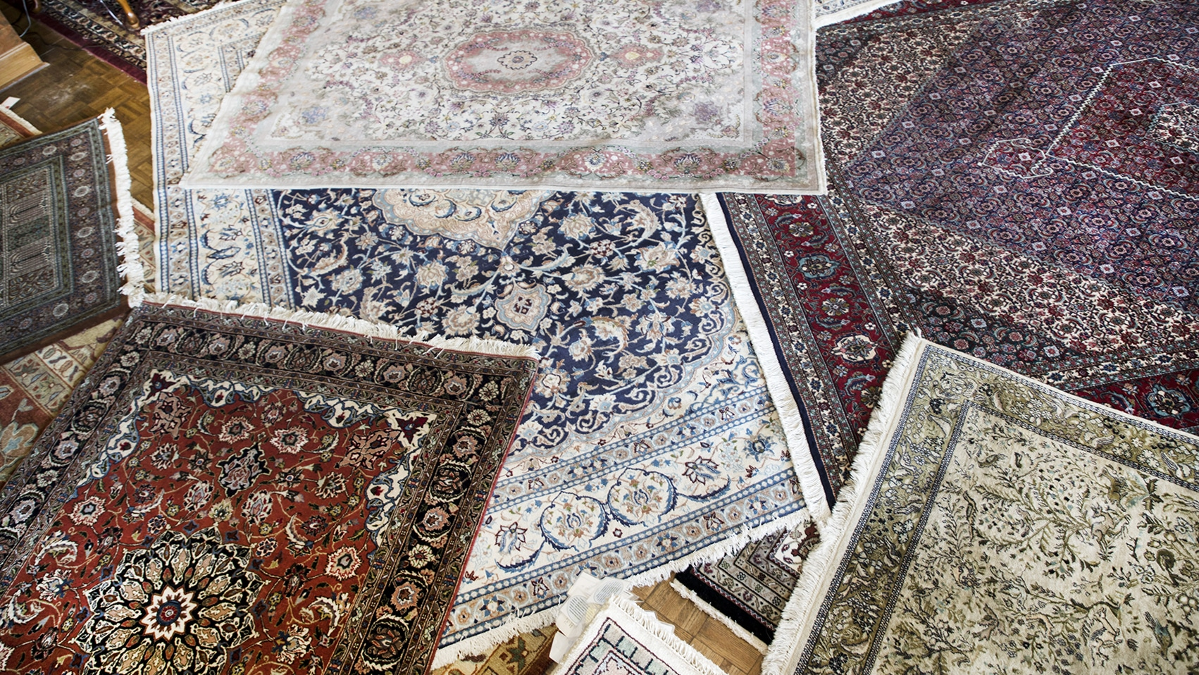 Why Have Your Oriental Rug Raised