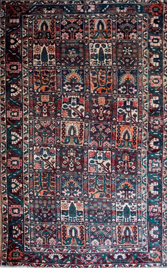 Bakhtiari 19689 5 6x9 5 Nilipour Oriental Rugs