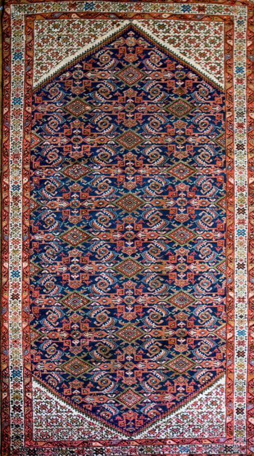 Antique Malayer 24199 10x4 Nilipour Oriental Rugs