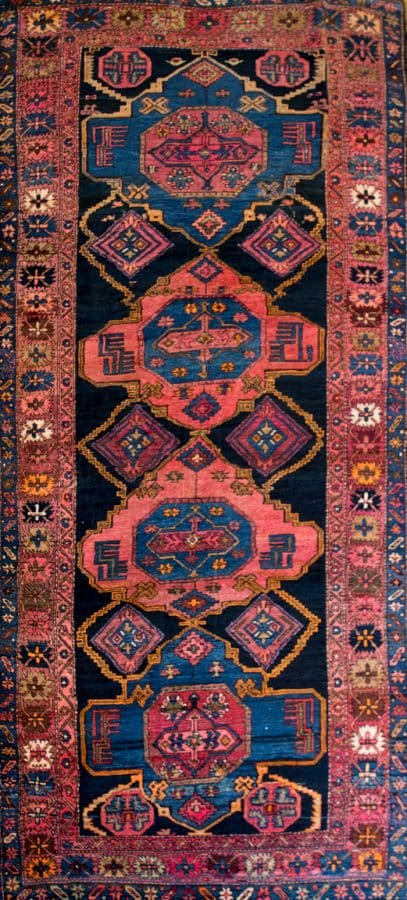 Antique Shirvan 22570 9 10x4 10 Nilipour Oriental