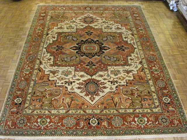oriental rugs birmingham with Fine Serapi 30050 on Antique Mahal 20491 furthermore Mug Rug Patterns To Sew Simplicity besides Fine Serapi 30050 in addition Rugs Jackson Ms further 1000 Images About Edg On.