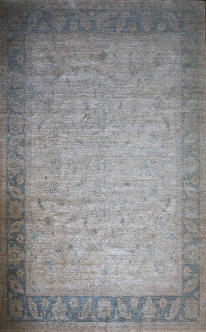 Fine Oushak 30579 9 7x8 1 Nilipour Oriental Rugs